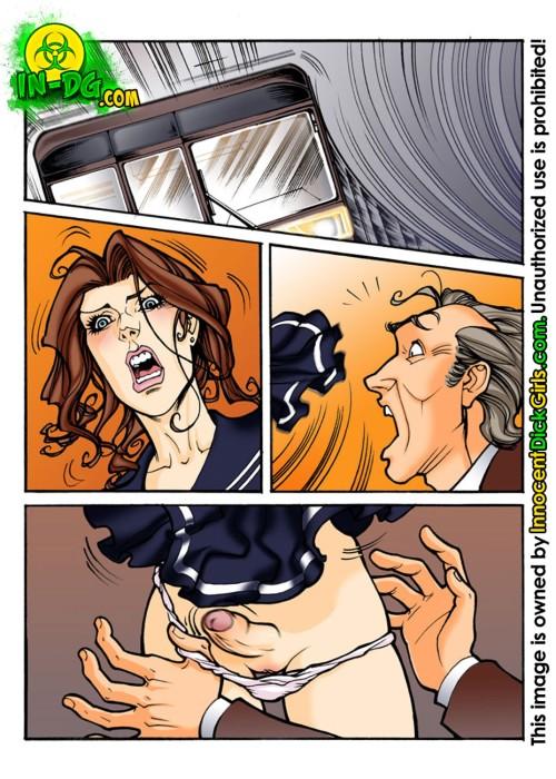 читать комиксы футанари